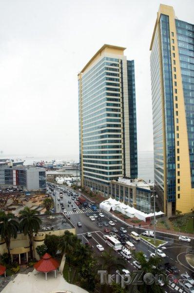 Fotka, Foto Port of Spain - hl. město Trinidadu a Tobaga (Trinidad a Tobago)