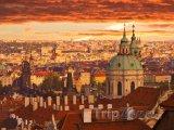 Praha, panoráma města
