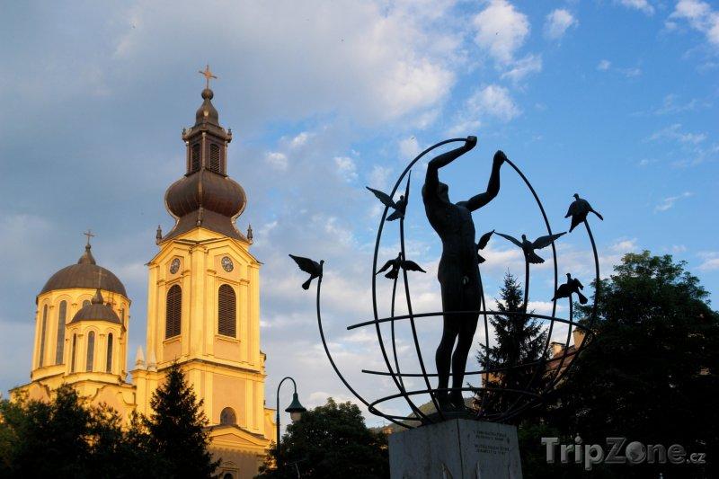Fotka, Foto Pravoslavná katedrála (Sarajevo, Bosna a Hercegovina)
