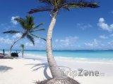 Punta Cana, pláž Bavaro