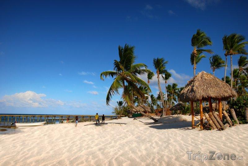 Fotka, Foto Punta Cana, pláž (Dominikánská republika)