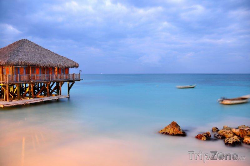 Fotka, Foto Punta Cana, pobřeží (Dominikánská republika)
