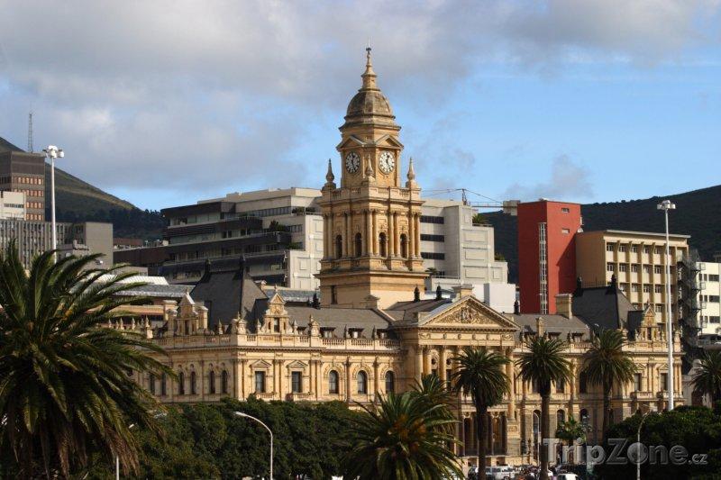 Fotka, Foto Radnice v Kapském Městě (Jihoafrická republika)