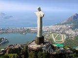 Rio de Janeiro, socha Krista Spasitele