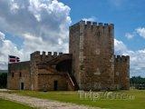 Santo Domingo, pevnost Fortaleza Ozama