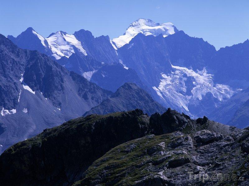 Fotka, Foto Savojské Alpy (Francouzské Alpy, Francie)