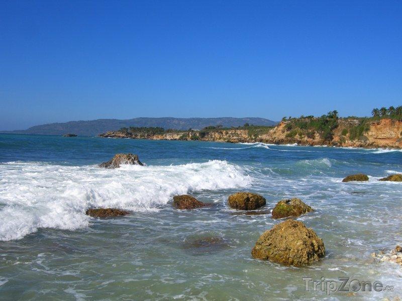 Fotka, Foto Skalnaté pobřeží (Haiti)