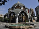 Skopje a kostel svatého Klimenta