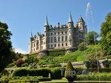Skotsko - zámek Dunrobin