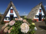 Staré domky na Madeiře