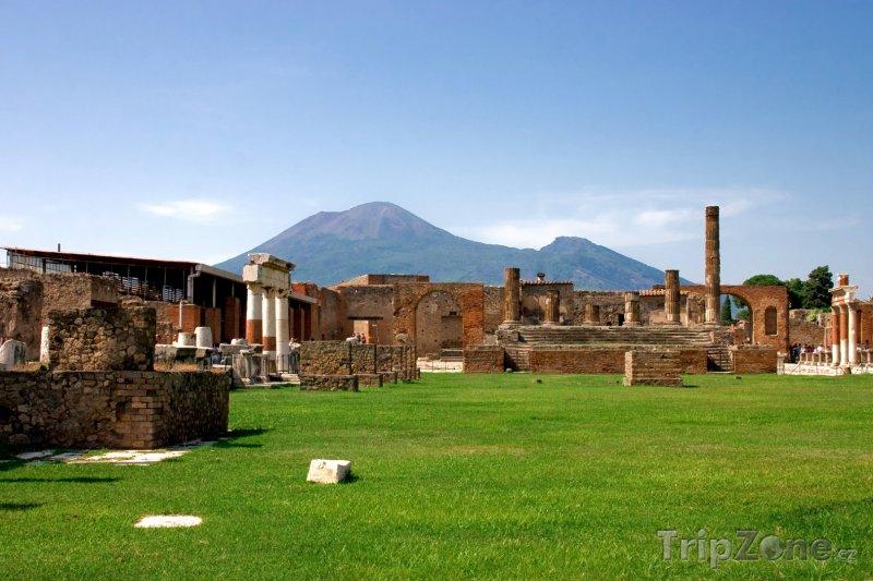 Fotka, Foto Starobylé Pompeje (Itálie)