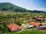 Starodávná vesnička Stavica