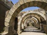 Starověké ruiny Efesos