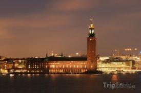 Stockholm - radnice