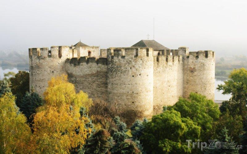 Fotka, Foto Středověká pevnost ve městě Soroca (Moldavsko)