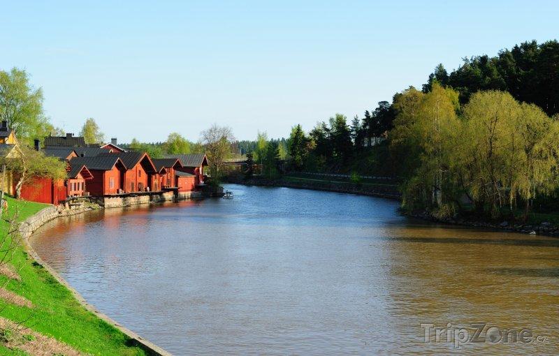 Fotka, Foto Středověké město Porvoo (Finsko)