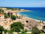 Tarragona, amfiteátr