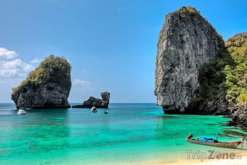 Fotka, Foto Thajsko - Phi Phi (Thajsko)