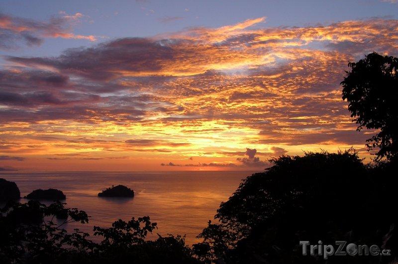 Fotka, Foto Trinidad a Tobago - západ slunce (Trinidad a Tobago)