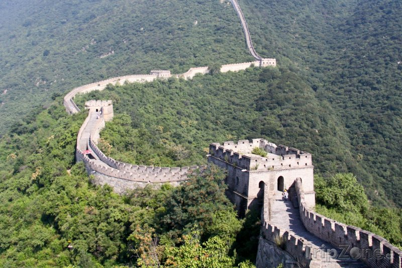 Fotka, Foto Velká čínská zeď (Čína)