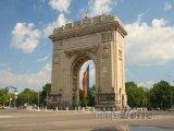 Vítězný oblouk v Bukurešti