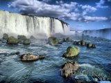 Vodopády Iguacu na hranici s Argentinou