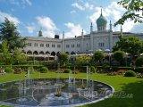 Zahrada Tivoli v Kodani
