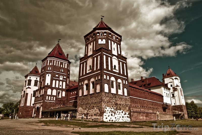 Fotka, Foto Zámek Mir (Bělorusko)
