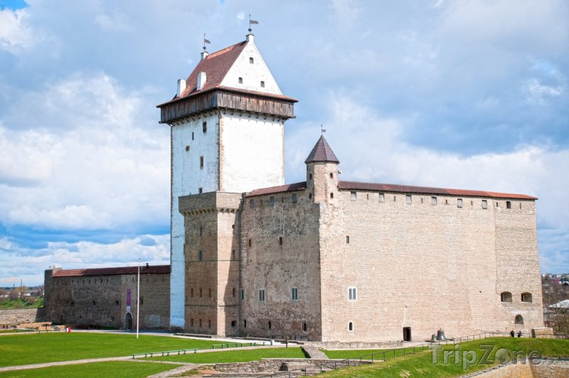 Fotka, Foto Zámek Narva (Estonsko)