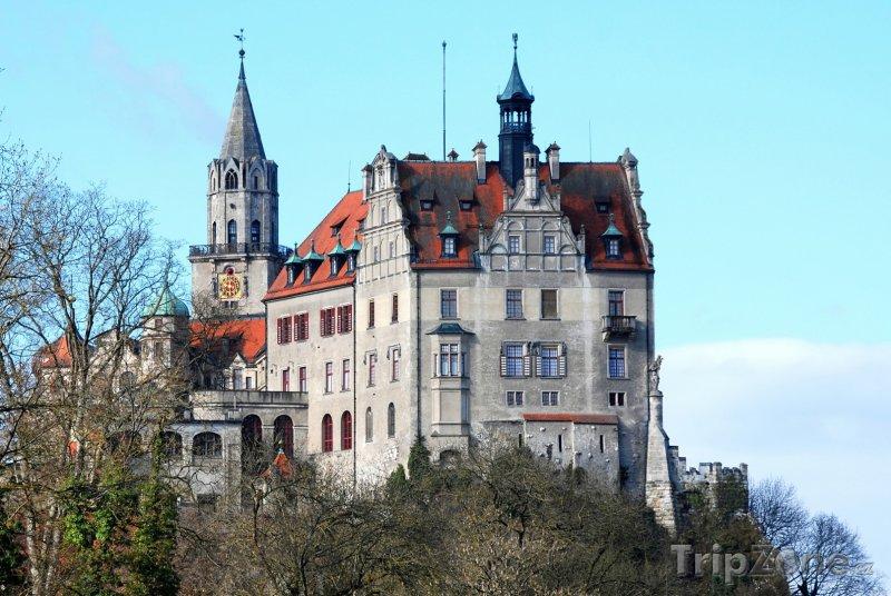 Fotka, Foto Zámek Sigmaringen (Německo)