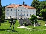 Zámek Tivoli v Lublani
