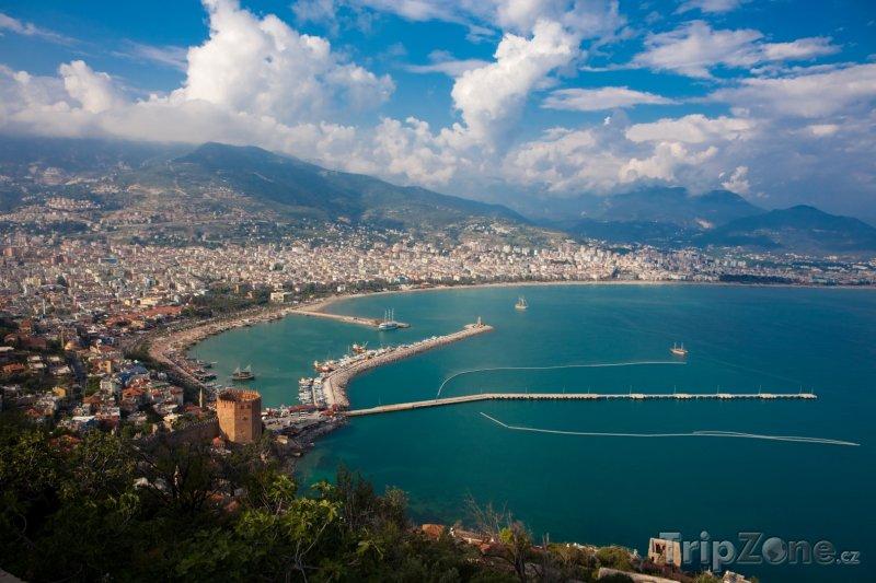 Fotka, Foto Alanya - přístav (Turecko)
