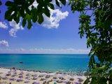 Albena, pohled na moře
