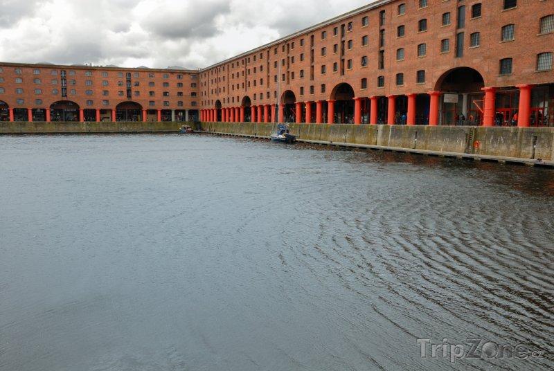 Fotka, Foto Albert Dock v Liverpoolu (Liverpool, Velká Británie)