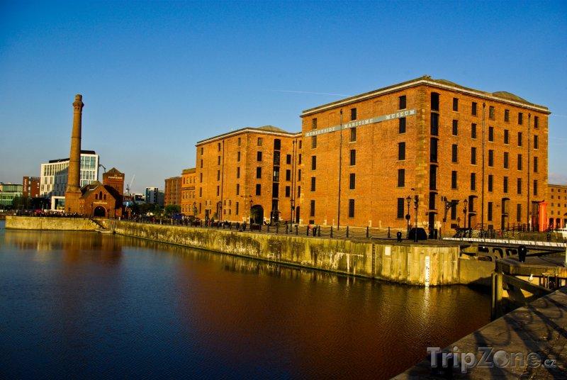 Fotka, Foto Albert Dock (Liverpool, Velká Británie)