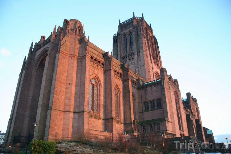 Fotka, Foto Anglikánská katedrála (Liverpool, Velká Británie)