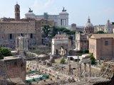 Antické Forum Romanum