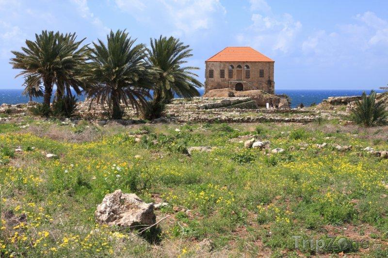 Fotka, Foto Antické město Byblos (Libanon)