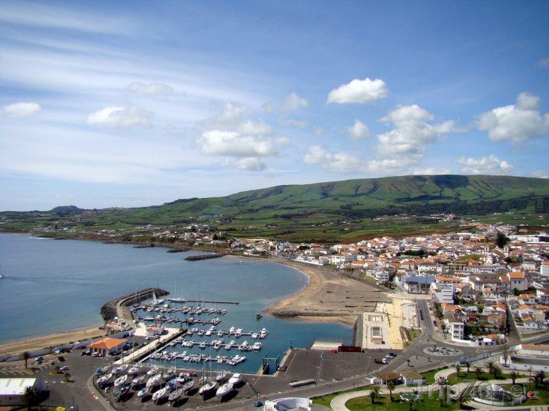 Fotka, Foto Azory, ostrov Terceira, Praia da Vitória (Portugalsko)