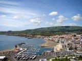 Azory, ostrov Terceira, Praia da Vitória