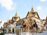 Bangkok, Phra Borom Maha Ratcha Wang (Královský palác)