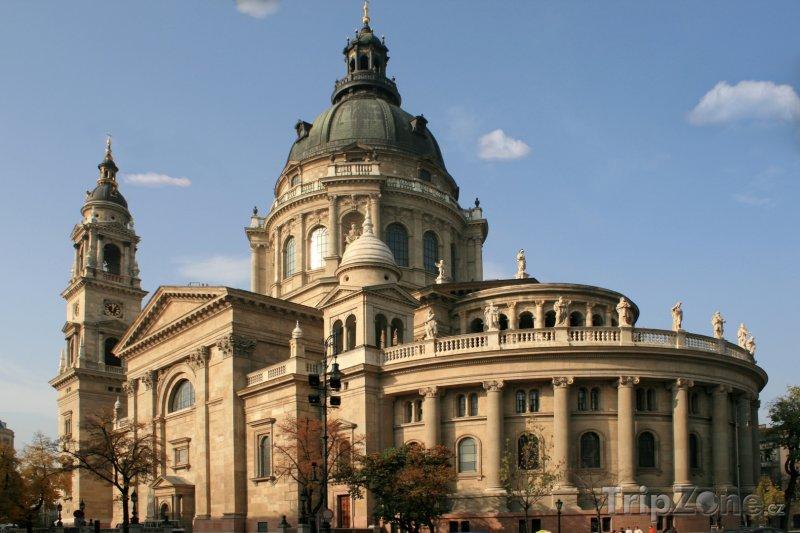 Fotka, Foto Bazilika sv. Štěpána (Budapešť, Maďarsko)