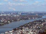 Bonn - pohled na Rýn