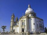 Braga, kostel Sameiro