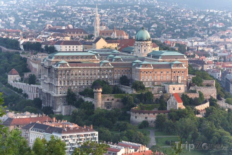 Fotka, Foto Budínský hrad (Budapešť, Maďarsko)