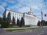 Budova městské rady v Tiraspolu