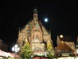 Christkindlesmarkt v Norimberku