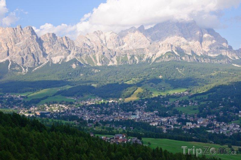 Fotka, Foto Cortina d'Anpezzo (Itálie)