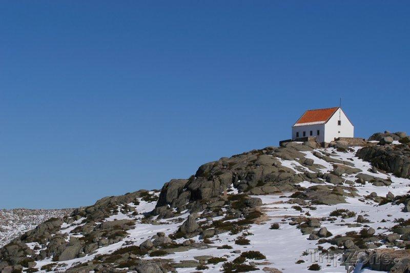 Fotka, Foto Domek v pohoří Serra da Estrela (Portugalsko)