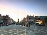 Dublin, Monument of Light (také známý jako Spire of Dublin)